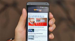 Doanh thu của HTC tăng mạnh trong tháng Năm