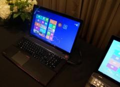 Toshiba ra mắt laptop chơi game Qosmio X75 và màn cảm ứng AiO PX35t