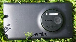 Lộ loạt ảnh chụp Nokia EOS ở mọi góc cạnh