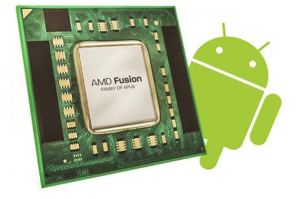 AMD sẽ sản xuất vi xử lý cho Android