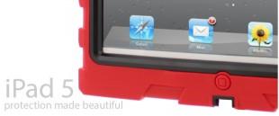 iPad 5 lộ ảnh chính thức từ nhà sản xuất vỏ bảo vệ