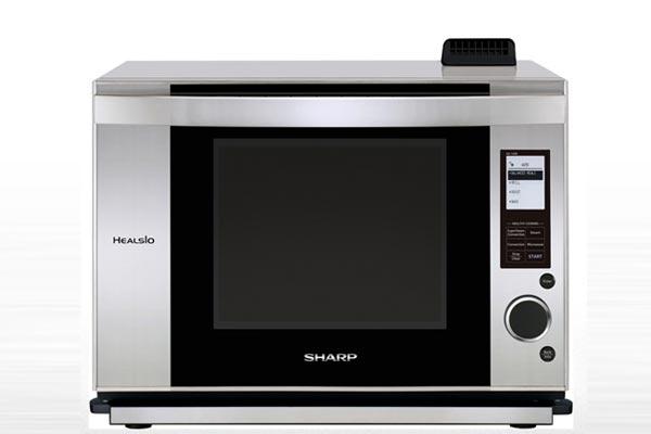 Đánh giá nhanh lò vi sóng Sharp AX1500 31 lít