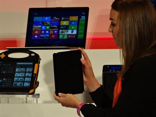 Lenovo ra mắt tablet Windows 8 cỡ nhỏ 8 inch