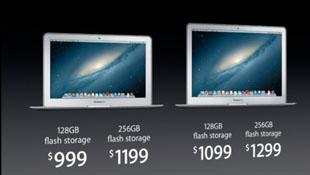 Apple giới thiệu MacBook Air mới dùng Haswell, pin 12 giờ, khởi điểm 21 triệu đồng