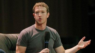 """Zuckerberg """"hứng đá"""" vì giá cổ phiếu Facebook giảm 37%"""
