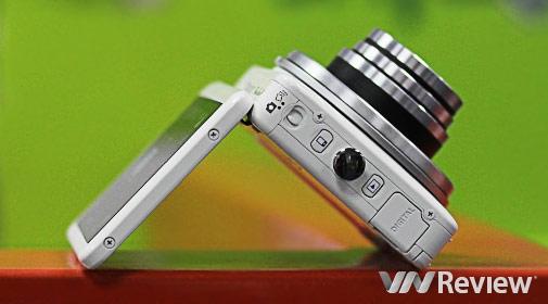 Đánh giá Canon PowerShot N