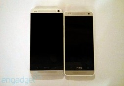 HTC One Mini lại lộ ảnh