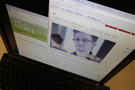 Mỹ đã săn lùng Edward Snowden trước khi chương trình NSA bị lộ