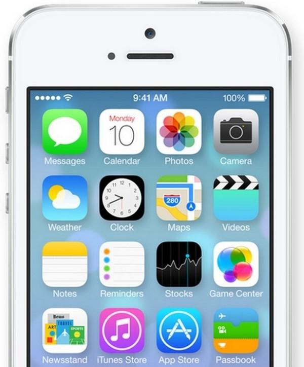 Bốn điều iOS 7 tiết lộ về iPhone mới