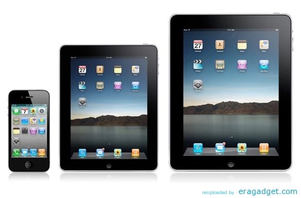 iPad mini 2 sẽ có màn hình Retina do Samsung sản xuất