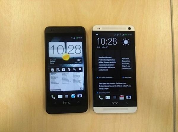 HTC xác nhận HTC One Mini trên UA Prof