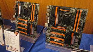 Gigabyte giới thiệu dòng bo mạch chủ cho CPU Haswell