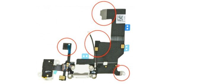 Series ảnh cho thấy phần cứng iPhone 5S sẽ được đổi mới?