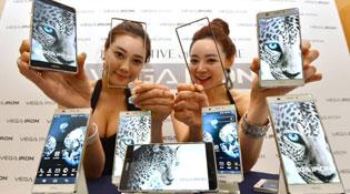 Smartphone 2014 sẽ có độ phân giải 500 PPI