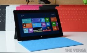 Microsoft làm mới Surface RT với vi xử lí Qualcomm Snapdragon 800?