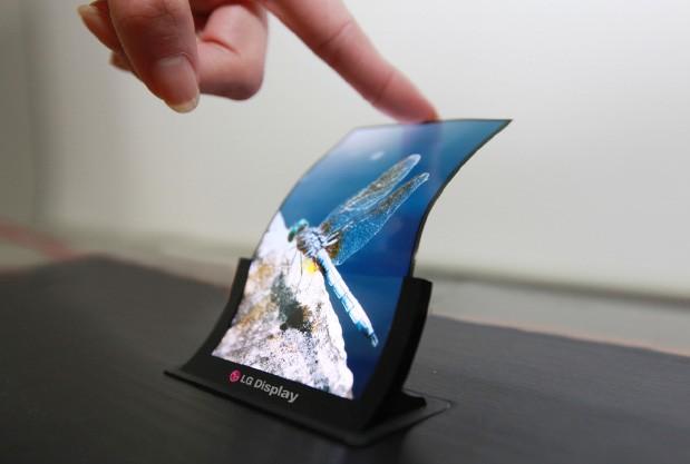 LG xác nhận sẽ ra mắt smartphone màn hình dẻo vào cuối năm