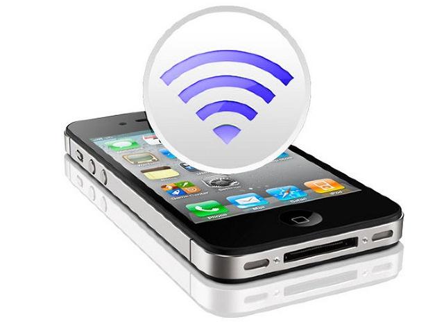 Bẻ mật khẩu hotspot trên iOS trong vòng 1 phút
