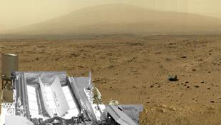 Bức ảnh 1,3 tỷ pixel toàn cảnh Hỏa tinh