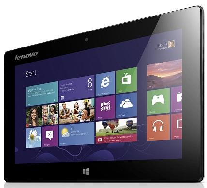 Lenovo ra mắt máy tính bảng Miix 10