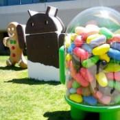 Android - hành trình từ bánh Cupcake đến thạch đậu Jelly Bean