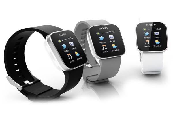 Smartwatch của Sony