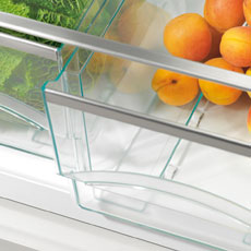 Ngăn đựng rau sống là nơi bẩn nhất trong tủ lạnh