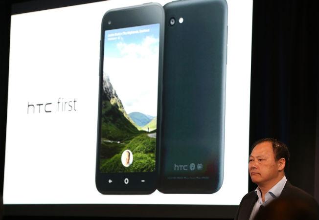 CEO HTC phủ nhận tin đồn xin nghỉ việc