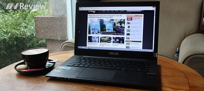 """Đánh giá laptop doanh nhân """"siêu bền"""" AsusPro BU400A"""