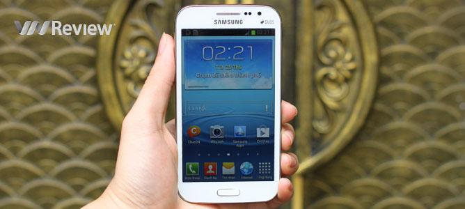 VnReview tặng bạn đọc Samsung Galaxy Win