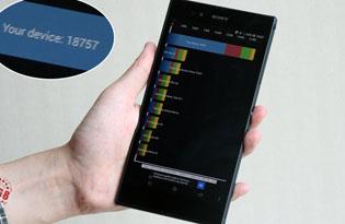 Sony Xperia Z Ultra đạt điểm hiệu năng cao ngất ngưởng