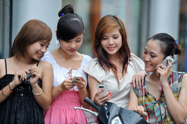 6 nhóm khách hàng sử dụng Internet và Di động