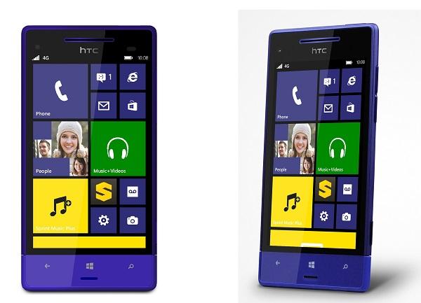 HTC 8XT ra mắt, Windows Phone đầu tiên có BoomSound