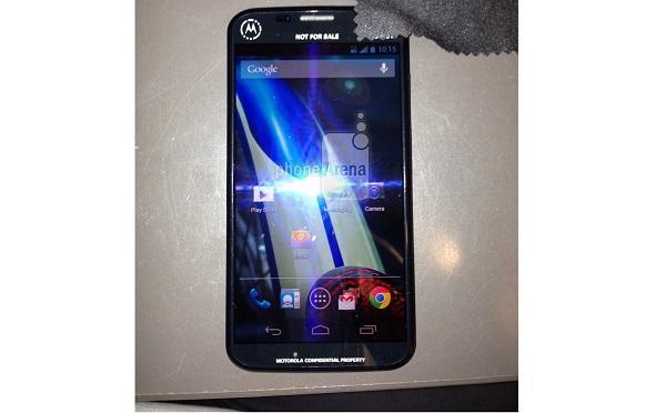 Lộ ảnh chụp tỷ lệ 16:9 từ camera 10.5MP của Moto X