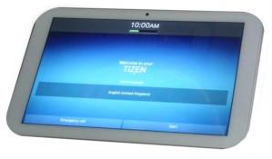 Tablet Tizen OS đầu tiên: màn 10.1 inch, quad-core, RAM 2GB