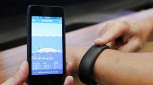 Foxconn tiết lộ đồng hồ thông minh tương thích iPhone