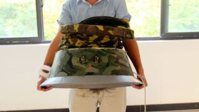 Máy giặt bỏ túi - phát minh mới nhất của sinh viên Trung Quốc
