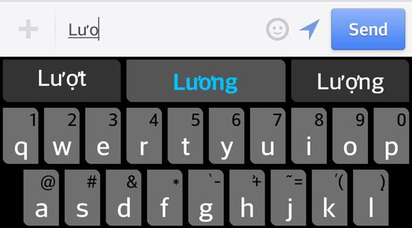 Bàn phím tiếng Việt nào tốt nhất cho Android? - VnReview