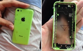 Lộ loạt ảnh iPhone giá rẻ và bản thảo iPad 5