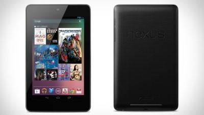 ASUS hé lộ cấu hình của Nexus 7 mới