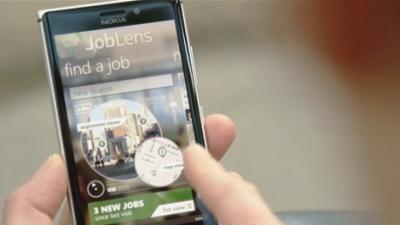 Nokia ra mắt ứng dụng giúp tìm việc