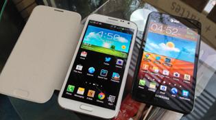 Samsung Galaxy Note 3 ra mắt ngày 4/9?