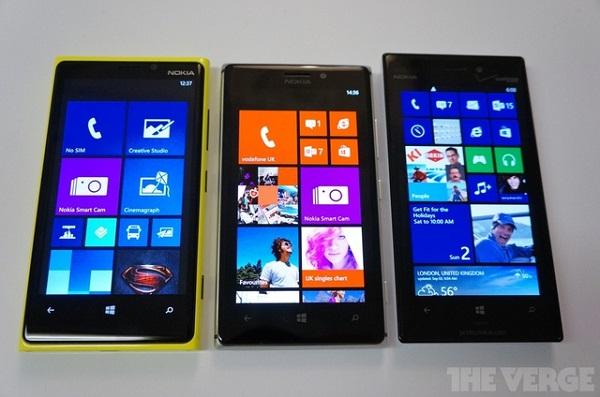 Nokia Lumia được Google nhiều nhờ camera
