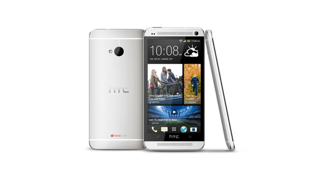 HTC One bản quốc tế cập nhật Android 4.2.2