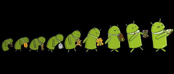 [Android cơ bản]: Tìm hiểu các phiên bản Android