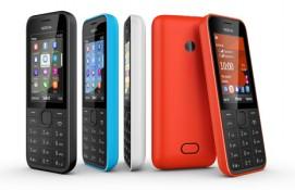 Nokia 207, 208 và 208 Dual giá rẻ ra mắt