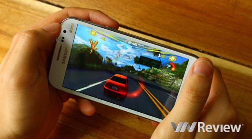Đánh giá điện thoại Samsung Galaxy Win
