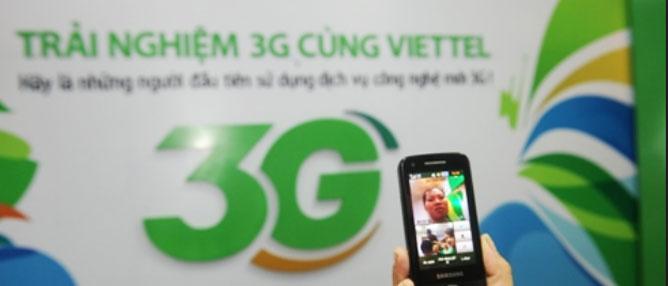Dư luận bất bình việc Viettel đòi tăng cước 3G