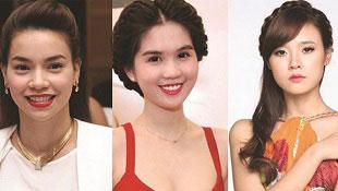 Cát-xê viết 'status' quảng cáo của sao Việt