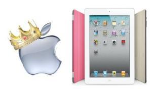 """iPad đánh bại Samsung ngay trên """"sân nhà"""""""