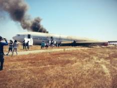 CEO Samsung thoát chết trong vụ máy bay Asiana gạp nạn